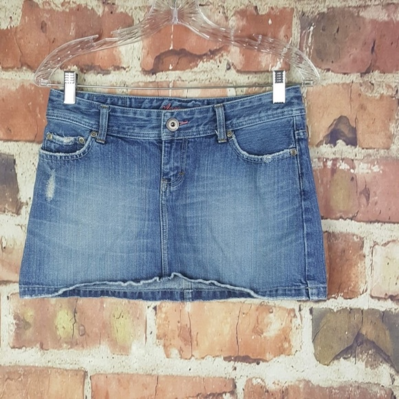 American Eagle Outfitters Dresses & Skirts - American Eagle Denim Skirt Womens Size 2 Mini